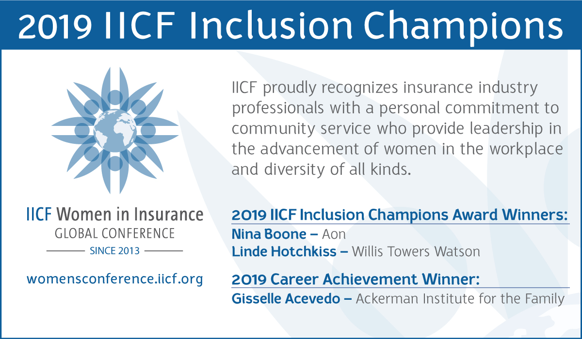 Inclusion Champions Winners